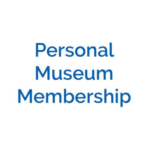 Personal Membership